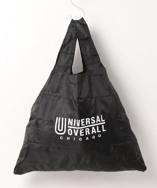 【 UNIVERSAL OVERALL / ユニバーサルオーバーオール 】 カラビナ付きエコバッグ SUVO-004・・