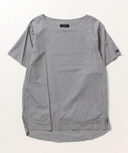 適切な価格 【GROUPIE】グルーピー/POCKET TOP(Tシャツ/カットソー) GROUPIE(グルーピー ,THE )のファッション通販, 枕崎市:62044edb --- skoda-tmn.ru