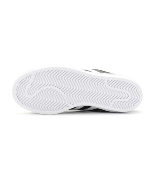 adidas SUPERSTAR METAL TOE W (コアブラック) (17SP)