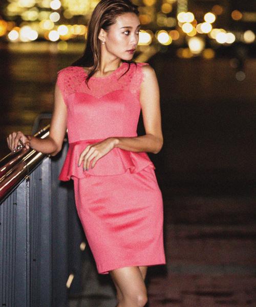 絶対一番安い 【セール】レースペプラムドレス(ドレス)|AMBIENT(アンビエント)のファッション通販, スペシャルオファ:4571f192 --- fahrservice-fischer.de