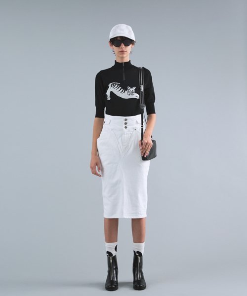 売り切れ必至! 【セール】Close-up DADA Pockets Pockets Denim Skirt(デニムスカート) Denim|CHRISTIAN DADA(クリスチャンダダ)のファッション通販, アイズミチョウ:fd26e7fd --- munich-airport-memories.de