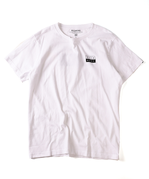 WEB限定 BILLA BONG/ビラボン DECAL CUT SOLID Tシャツ