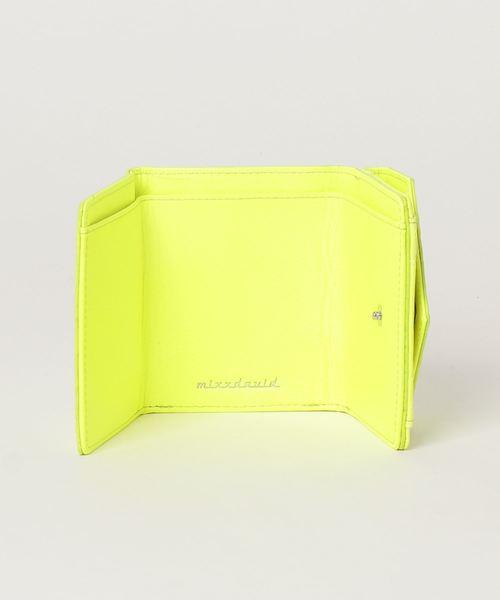 MIXXDAVID / バンダナ三つ折り財布