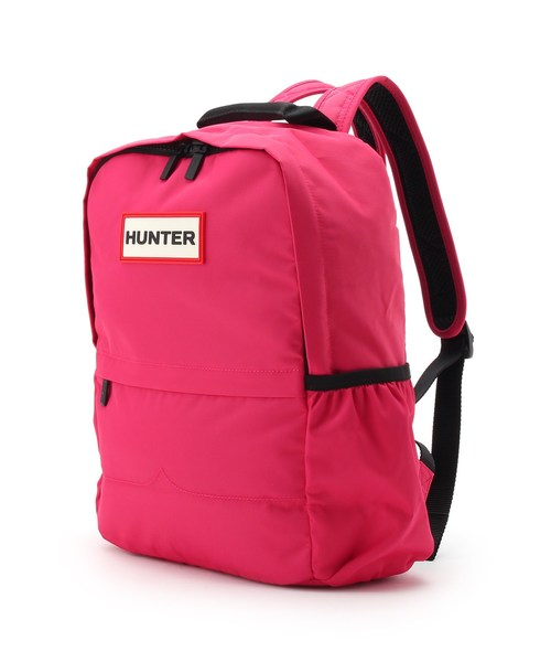 【WEB限定販売】HUNTER(ハンター) オリジナルナイロンバックパック
