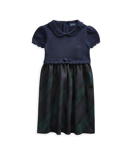 【在庫有】 プラッド RALPH コットンブレンド ドレス(ワンピース)|Polo LAUREN Ralph Lauren Childrenswear(ポロラルフローレンチャイルドウェア)のファッション通販, JD TIME:bbf65222 --- genealogie-pflueger.de