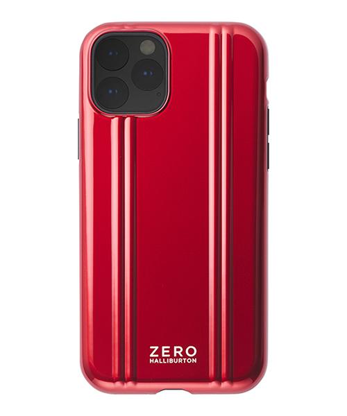 【iPhone11 Pro ケース】ZERO HALLIBURTON Hybrid Shockproof case for iPhone11 Pro