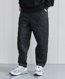<H>OLMETEX QUILTED OVER PANTS/パンツ