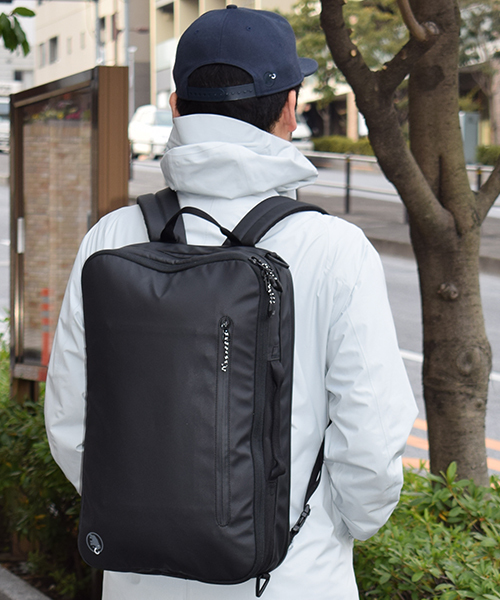 stable quality ever popular fashion styles 【GO OUT掲載】3Way バックパック Seon 3-Way / 2510-04060