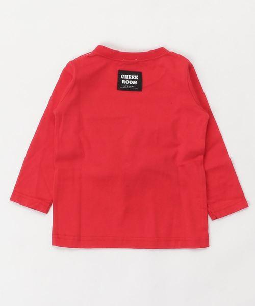 CHEEK ROOM/チークルーム パンケーキロングTシャツ