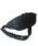 DECADE(ディケイド)の「ファブリックxリアルレザー・ウェストボディショルダーバッグ DECADE(No-01123F) Waist Body Shoulder Bag(ボディバッグ/ウエストポーチ)」|ブラック