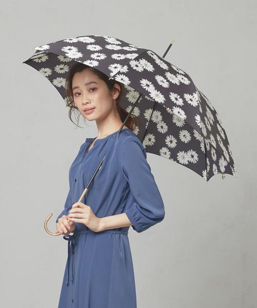 <because>シルエットマーガレット 長傘