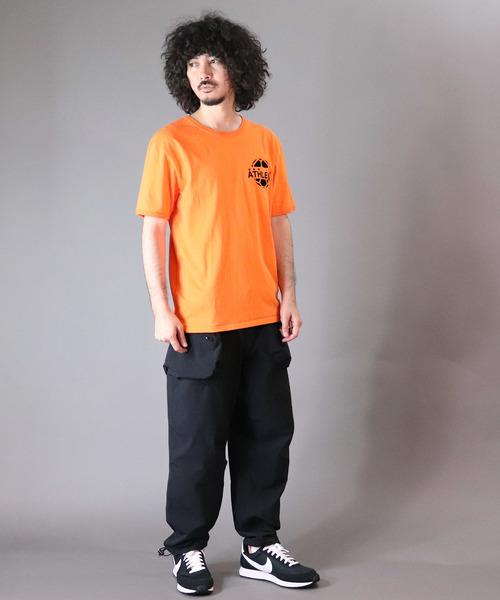【 ATHLETA / アスレタ 】Classico Ball logo T-shirts ボールロゴTシャツ LTD-023 ASI