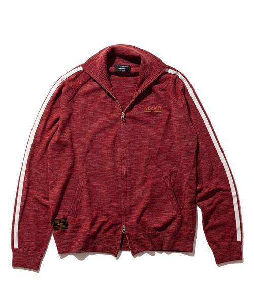glamb(グラム)の「Meril knit jersey / メリルニットジャージー(ジャージ)」 詳細画像