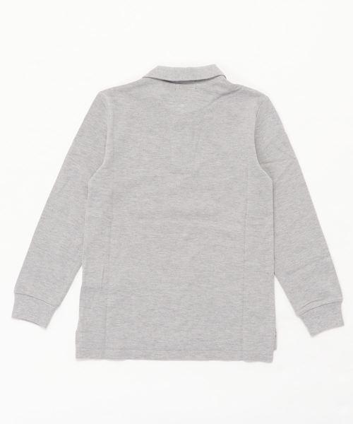 Polo ベア コットンメッシュ ポロシャツ