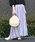 ikka(イッカ)の「プリーツマキシスカート(スカート)」|パープル