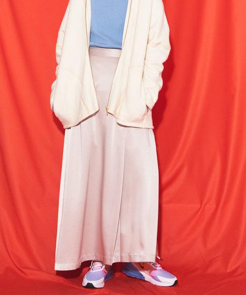 2019春の新作 etサテンクレープマキシフレアスカート(スカート)|caph(カーフ)のファッション通販, GAB GEORGE:ede4c540 --- ulasuga-guggen.de