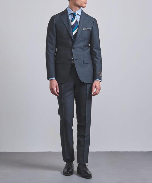 <SOVEREIGN(ソブリン)> ラッシャーミルズ ピンチェック 3B スーツ