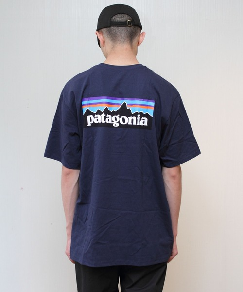 patagonia / パタゴニア P6 ロゴ レスポンシビリティー P6 LOGO RESPONSIBILI-TEE