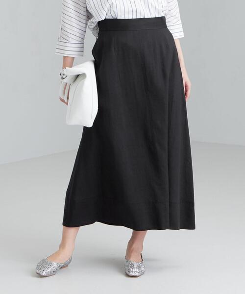 ◆FFC ラミー/CEL フレア ロング スカート