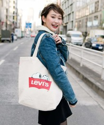 Levi's(リーバイス)の【LEVI'S(R)xPEANUTS(R)】SNOOPY TOTE(トートバッグ)