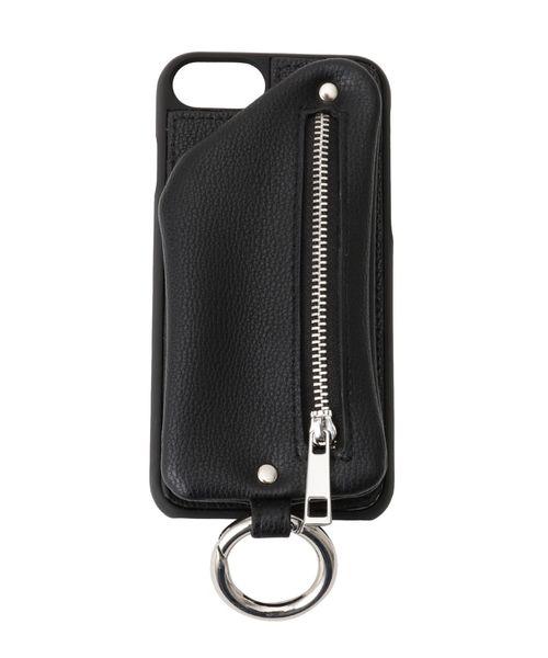 0d00401b62 MURUA(ムルーア)の「キーリングiphoneケース(モバイルケース/カバー)」