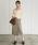 Heather(ヘザー)の「サスツキチェックIラインスカート 853562(スカート)」|詳細画像