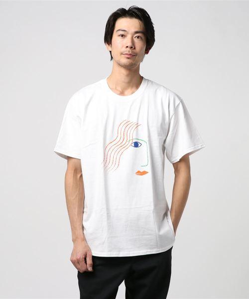 ONLY NY(オンリーニューヨーク)の「【ONLY NY】オンリーニューヨーク ARTS CENTER Tee(Tシャツ/カットソー)」|ホワイト