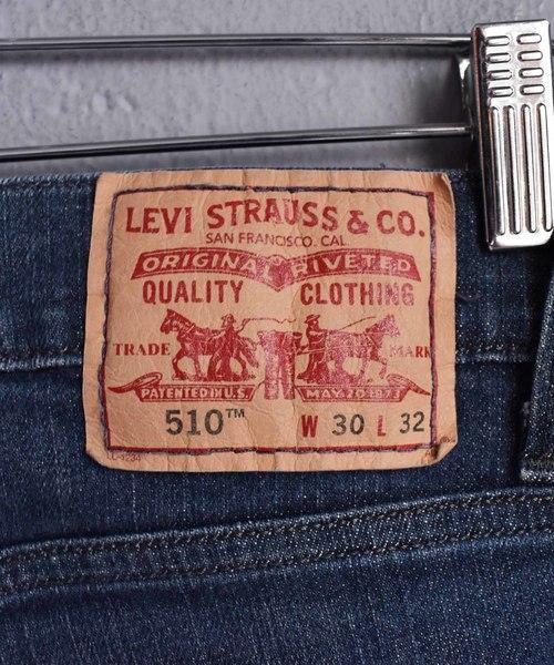【ヴィンテージ古着】Levi's/リーバイス '510' スーパースキニー