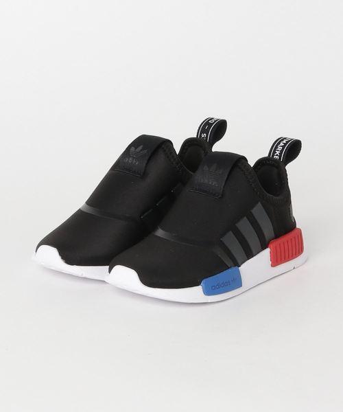 separation shoes 781f3 be177 ベビー adidas アディダス NMD 360 I エヌエムディー EE6355 19FA BLK/BLK