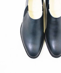 OURET(オーレット)のOIL LEATHER SIDE GORE PLANE TOE      (ブーツ)
