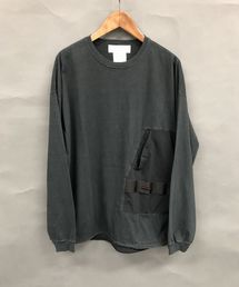REMI RELIEF(レミレリーフ)のREMI RELIEF(レミレリーフ)BRIFEINGxREMI RELIEF L/S2/ブリーフィングxレミレリーフ2(Tシャツ/カットソー)