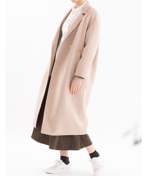 魅力的な価格 ダブルフェイス毛抜き合わせロングコート(その他アウター) nop de|nop de DOU nod(ノップドゥノッド)のファッション通販, エフシーエル HIDLEDの専門店:6b595dd9 --- appropriate.getarkin.de