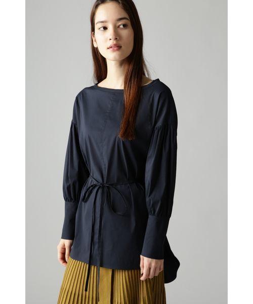 超大特価 シルキーローンギャザースリーブプルオーバー(シャツ/ブラウス)|Unaca(アナカ)のファッション通販, ワインスクエアーアズマヅル:b42e0af9 --- icsbestway.ru