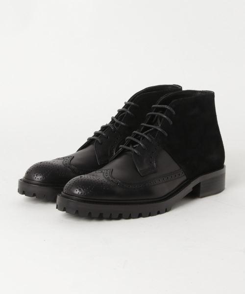 【超特価sale開催!】 【MAISON MIHARA MIHARA YASUHIRO】ハイブリッドブーツ/Hybrid Boots(ブーツ)|MAISON YASUHIRO,メゾン MAISON MIHARA YASUHIRO(メゾン ミハラヤスヒロ)のファッション通販, 足羽郡:5f8709de --- munich-airport-memories.de