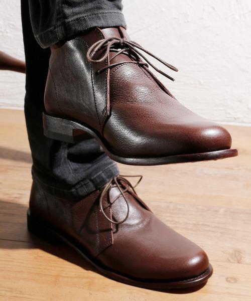 【在庫処分】 BICASH/ビカーシ チャッカブーツ #010(ブーツ)|BICASH(ビカーシ)のファッション通販, Adria Trade:a7827d80 --- 888tattoo.eu.org