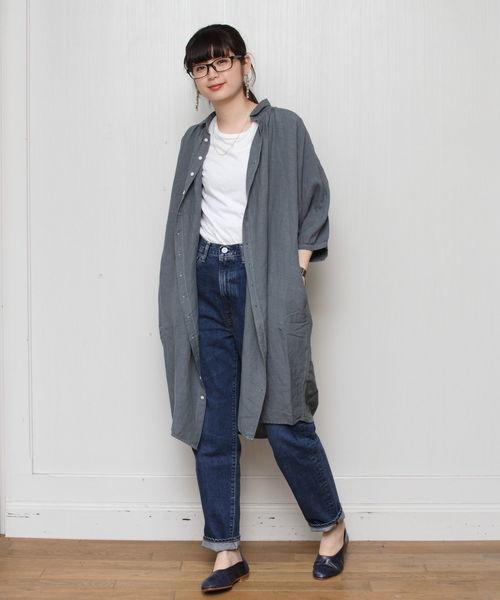 好きに Brocante/ STEPS ブロカント グランシャツワンピース/ 37-112(シャツ/ブラウス) Brocante(ブロカント)のファッション通販, ヨコスカシ:243f8f9f --- skoda-tmn.ru