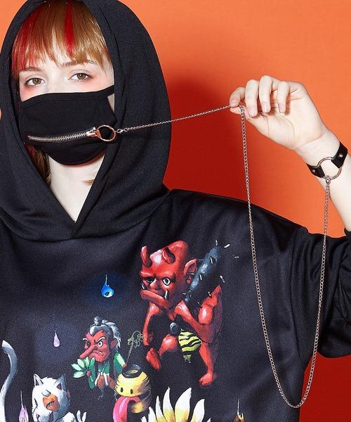 奴隷ブレスレットマスク
