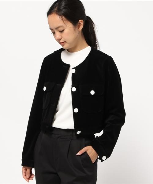 ミラベラコールジャケット