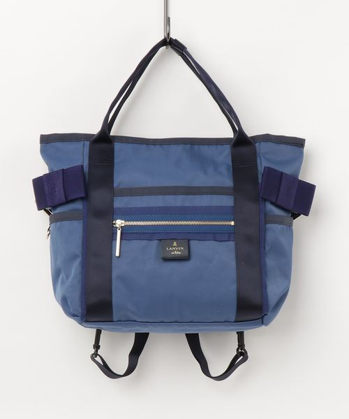 最高の品質 マエリス LANVIN 2wayリュックサック(バックパック/リュック) LANVIN en en Bleu(ランバンオンブルー)のファッション通販, アトランティス:551dccec --- tsuburaya.azurewebsites.net
