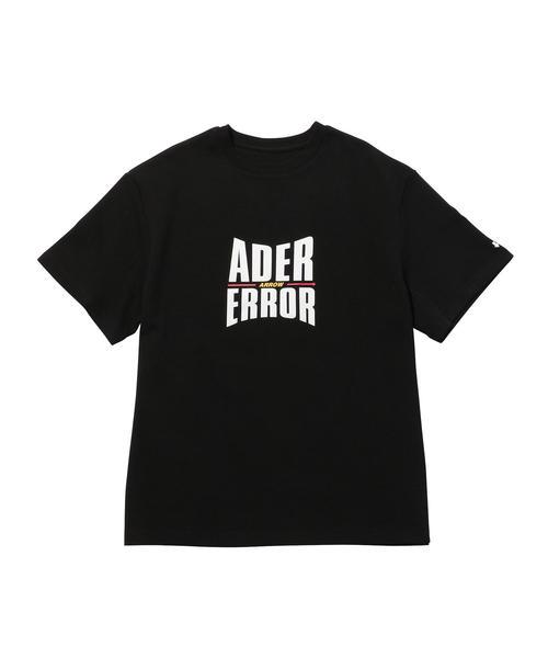 <ADER error> BIG LOGO SS TEE/Tシャツ
