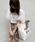 apres jour(アプレジュール)の「スカーフ付きキャンバスバック【ZOZOTOWN限定アイテム】(トートバッグ)」|詳細画像
