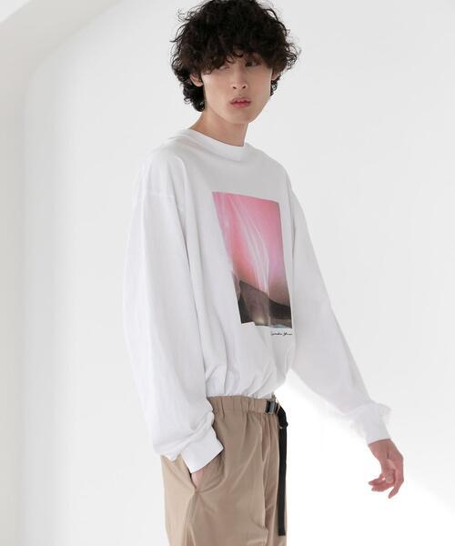 【別注】<LOS ANGELES APPAREL×Ryosuke Yuasa×CITEN>「COCO」フォト Tシャツ