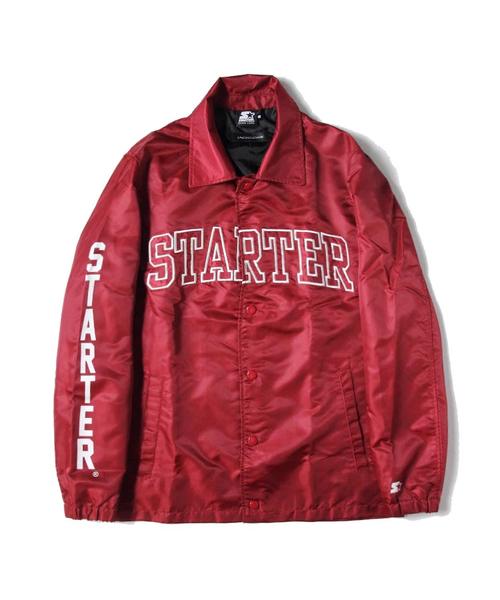 STARTER BLACK LABEL コーチジャケット