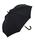 Wpc.(ダブリュピーシー)の「雨傘 ユニセックス ベーシックジャンプアンブレラ【1】(長傘)」 ブラック