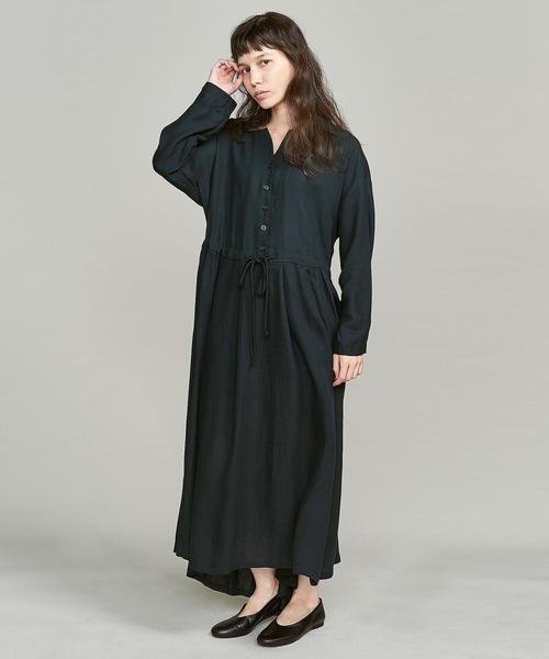 <BLACK CRANE>CLASSY DRESS ワンピース