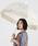 Wpc.(ダブルピーシー)の「雨傘 plantica×Wpc. フラワーアンブレラ プラスチック(長傘)」|イエロー