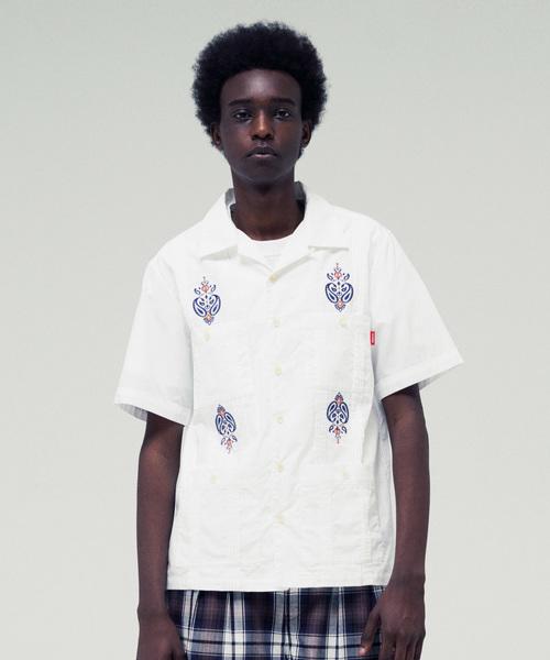 【国内発送】 CUBASHIRT(シャツ/ブラウス)|Subciety(サブサエティ)のファッション通販, Blumin:fecc2f70 --- fahrservice-fischer.de