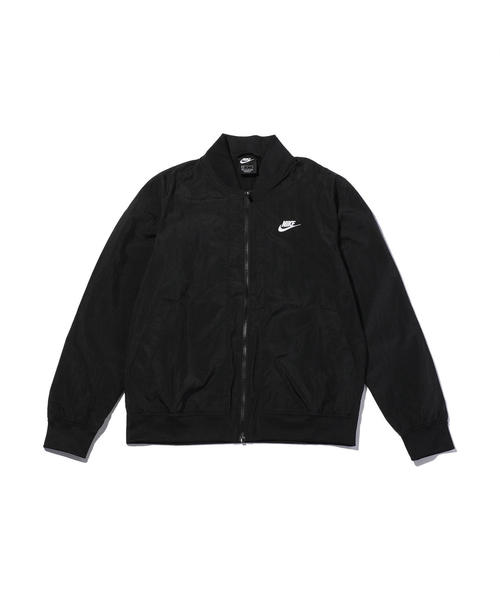 <NIKE> LOGO ZIP JACKET/ブルゾン