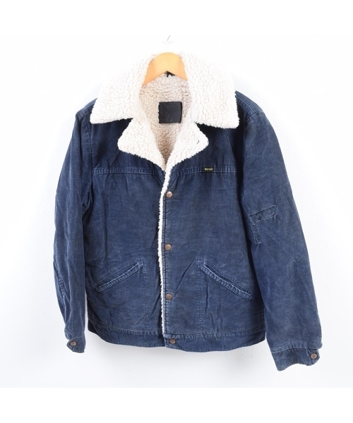 【最安値に挑戦】 【ブランド古着】コーデュロイボアジャケット(その他アウター)|Wrangler(ラングラー)のファッション通販 - USED, 最大の割引:2f24ca9d --- altix.com.uy