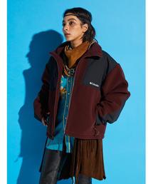 <Columbia Black label × monkey time>Schilling Garden TM Jacket/フリースジャケット